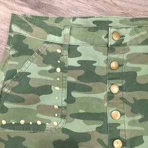 Justice girls skirt- size 18